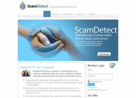 Scamdetected.org thumbnail