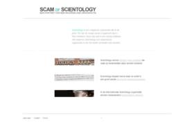 Scamofscientology.nl thumbnail