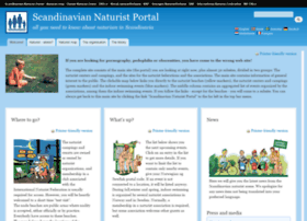 Scandinavianaturist.org thumbnail