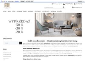 Scandinavianliving.pl thumbnail