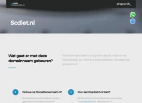 Scdiet.nl thumbnail