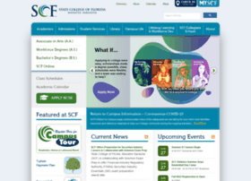 Scf.edu thumbnail