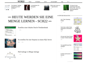 Sch22.org thumbnail