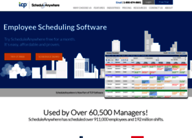 Scheduleanywhere.com thumbnail
