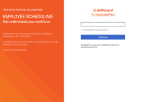 Scheduleproweb.com thumbnail