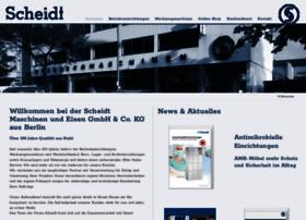 Scheidt-berlin.de thumbnail