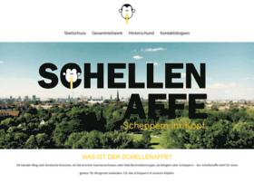 Schellenaffe.de thumbnail