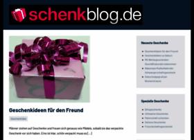 Schenkblog.de thumbnail