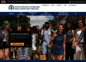 Schev.edu thumbnail