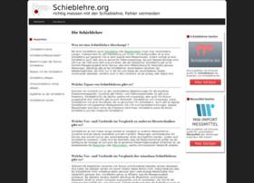 Schieblehre.org thumbnail