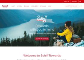 Schiffloyaltyrewards.com thumbnail