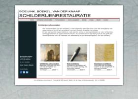 Schilderijen-schoonmaken.nl thumbnail