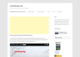 schleifenpics.de at WI. schleifenpics.de   Webcams und