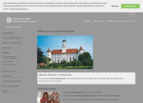 Schloss-hoechstaedt.de thumbnail