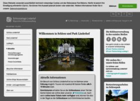 Schlosslinderhof.de thumbnail