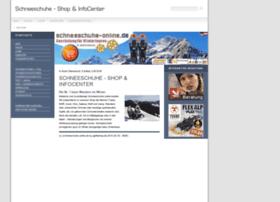 Schneeschuhe-online.de thumbnail