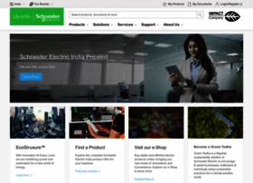 Schneider-electric.co.in thumbnail
