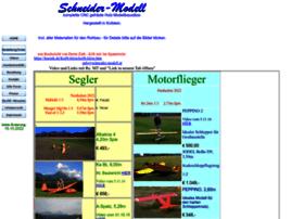 Schneider-modell.at thumbnail
