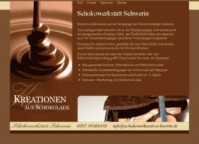 Schokowerkstatt-schwerin.de thumbnail