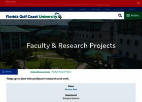 Scholar.fgcu.edu thumbnail