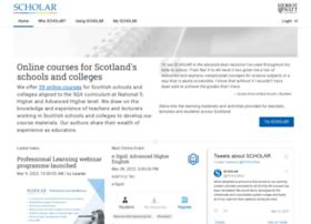 Scholar.hw.ac.uk thumbnail