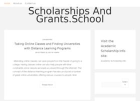 Scholarshipsandgrants.school thumbnail