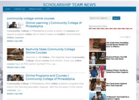 Scholarshipteam.org thumbnail