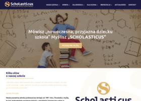 Scholasticus.pl thumbnail