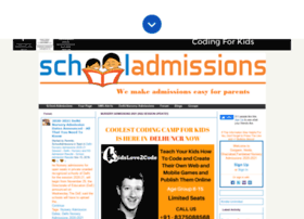 Schooladmissions.in thumbnail