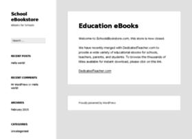 Schoolebookstore.com thumbnail