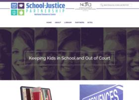 Schooljusticepartnership.org thumbnail