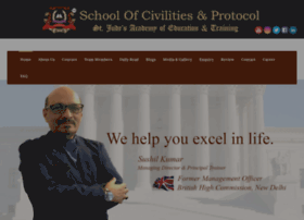 Schoolofcivilities.org thumbnail