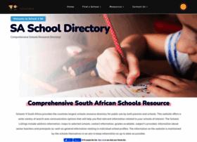 Schools4sa.co.za thumbnail
