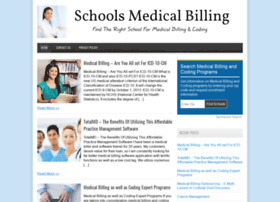 Schoolsmedicalbilling.org thumbnail