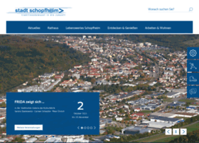 Schopfheim.de thumbnail