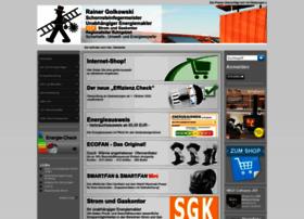 Schornsteinfeger-gas.de thumbnail