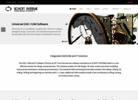 schott-systeme.com at WI. CAD CAM software 2D 3D design ...
