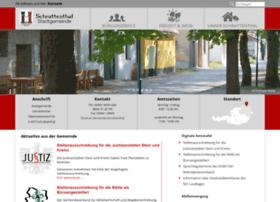 Schrattenthal.at thumbnail