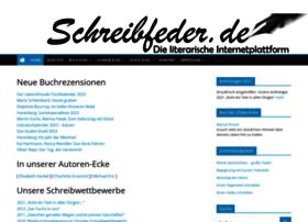 Schreibfeder.de thumbnail