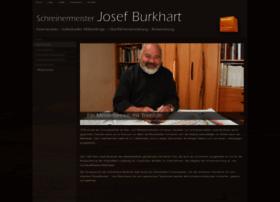 Schreinerei-burkhart.de thumbnail