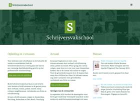 Schrijversvakschool.nl thumbnail