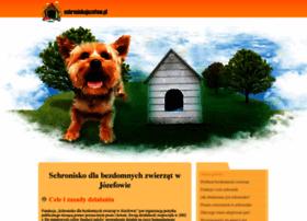 Schroniskojozefow.pl thumbnail