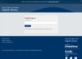 Schsca.libraryreserve.com thumbnail