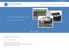 Schuhhaus-schmitt.de thumbnail