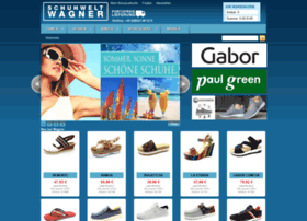 Schuhwelt-wagner.de thumbnail