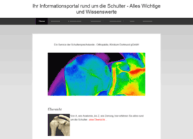 Schulterinfo.de thumbnail