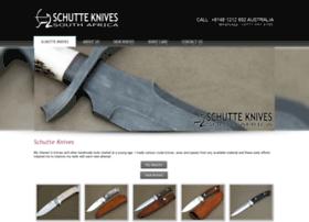 Schutteknives.co.za thumbnail