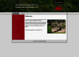 Schwarzwaldverein-aichhalden.de thumbnail