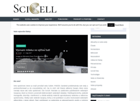 Scicell.org thumbnail