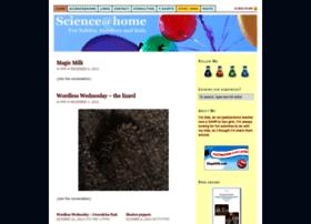 Science-at-home.org thumbnail